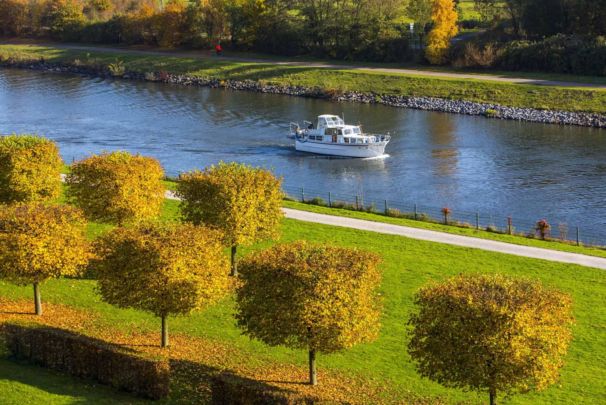 Gelsenkirchen Nordsternpark und Rhein Herne Kanal JT-151031-830-min