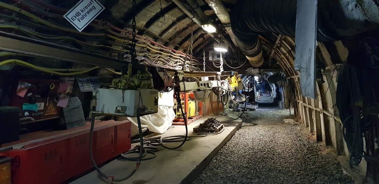 Trainingsbergwerk Erlebnisbergwerk Station Foto Thomas Kuncl-min