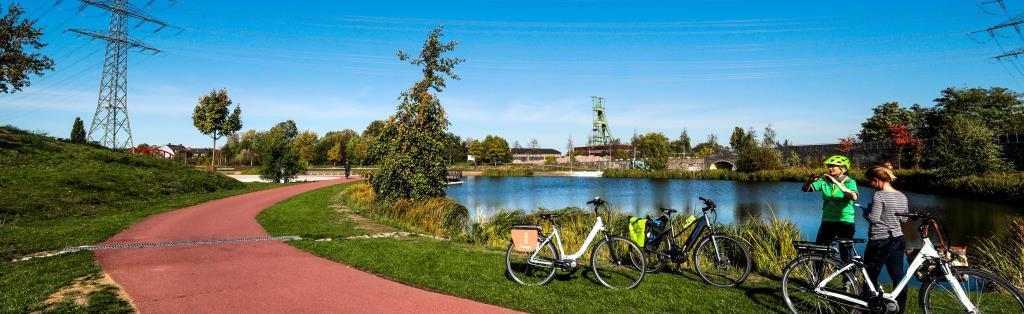 Essen-Krupp Park Pierre-Yves Thienpont